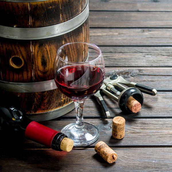 ღვინის ნაკრები